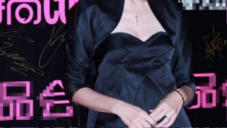 Nữ diễn viên nổi tiếng TVB một thời - Thái Thiếu Phân.