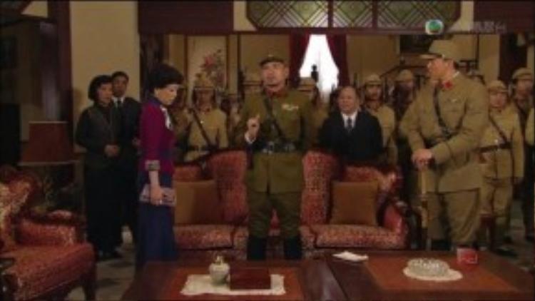 Nghĩa hải hào tình là bộ phim dân quốc kinh điển của TVB.