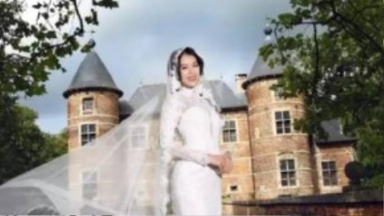 Hồ Hạnh Nhi chính thức tổ chức cưới vào ngày 28/12.