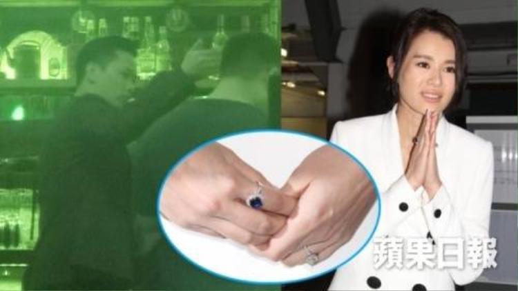 Hoa đán TVB Hồ Hạnh Nhi tung ảnh cưới với đại gia