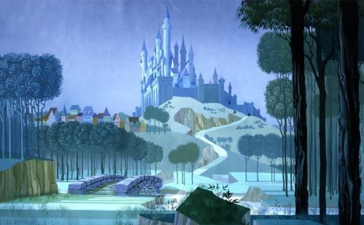 Những địa danh trong phim Disney là có thật!