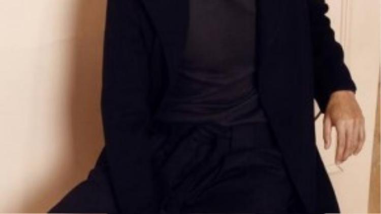 Võ Thành An là chàng trai duy nhất trong Top 4 VNTM 2015.