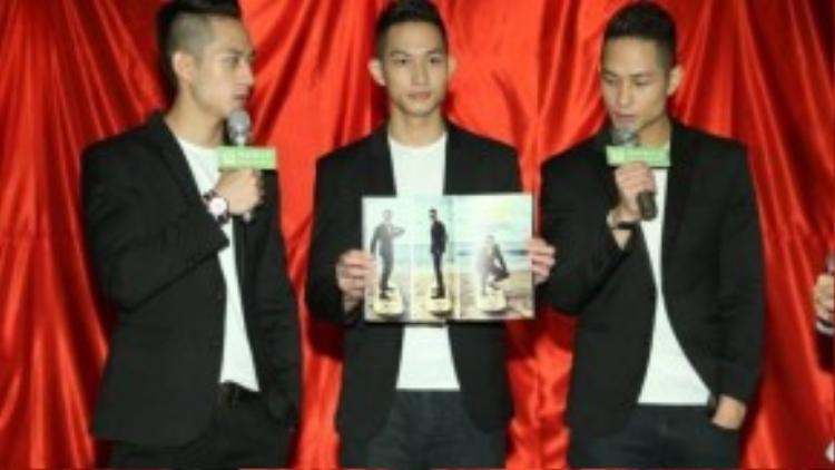 Mark Lưu, Charles Lưu và Lance Lưu bắt đầu được đông đảo khán giả biết đến kể từ khi tham gia bộ phim bom tấn Pacific Rim hồi năm 2013.