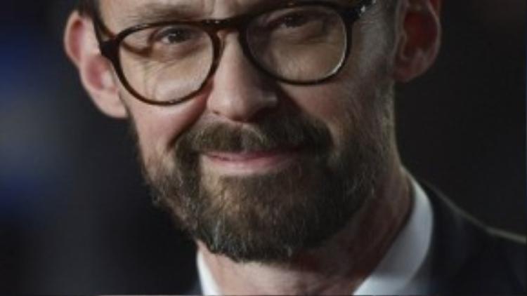 Nhà sản xuất phim James Gay-Rees.