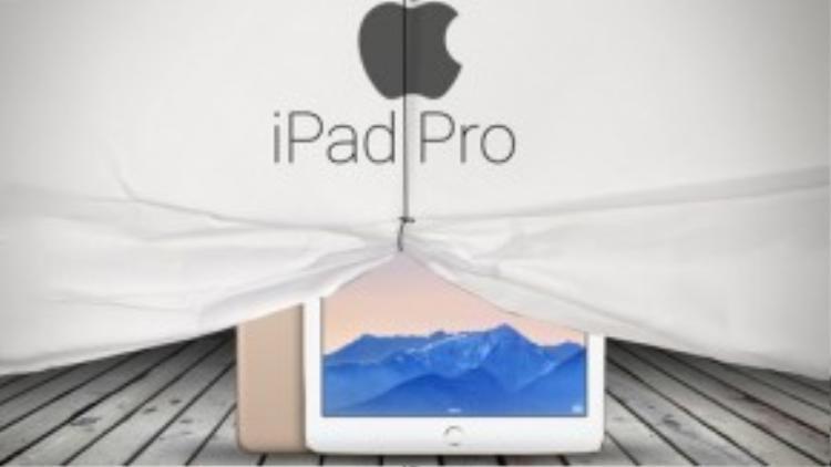 Đã có thể đặt hàng iPad Pro từ hôm nay (11/11).