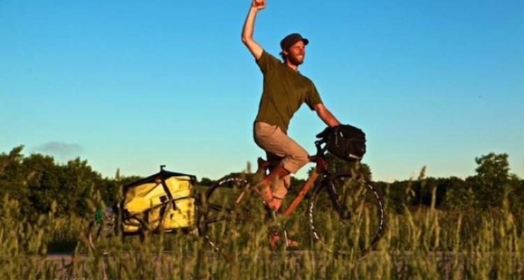 Nguồn cảm hứng từ lối sống lành mạnh của nhà hoạt động môi trường Mỹ