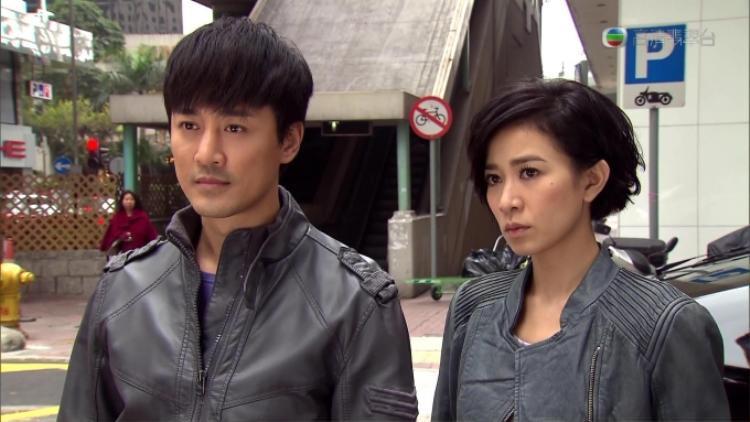 Những cảnh nóng bỏng mắt của nhất tỷ TVB Xa Thi Mạn