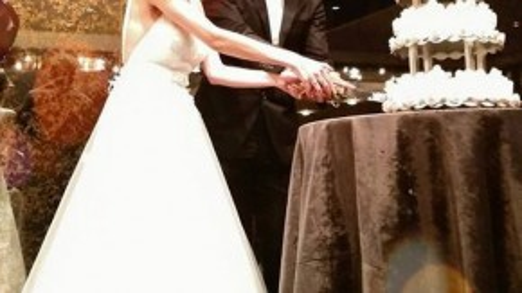 Họ tổ chức hôn lễ ngày 11/11.