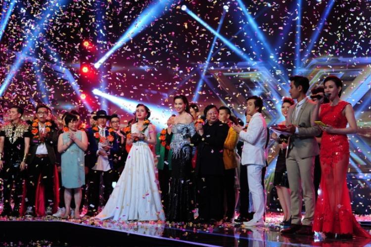 X-Factor mùa 2 chính thức khởi động tưng bừng trên cả nước