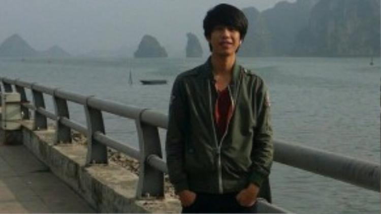 """Phạm Quỳnh, chàng sinh viên nghèo có sở thích giúp đỡ người khác đã nhận được """"quả ngọt"""" khi bản thân gặp nạn."""