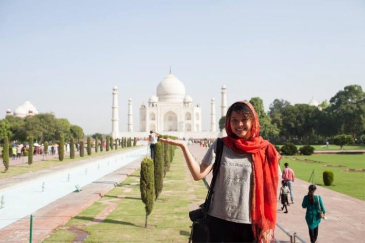 Cuồng chân với Vlog du lịch bụi của cô nàng designer 8x