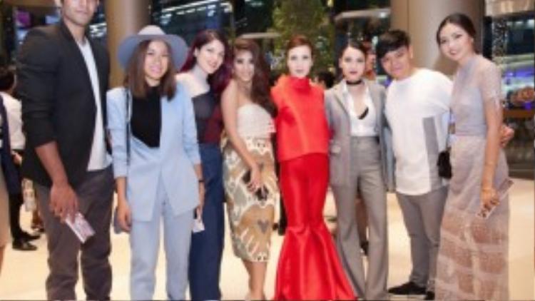 Tuần lễ thời trang của xứ chùa Vàng không quy tụ rất nhiều các blogger nổi tiếng đến từ khắp châu Á.