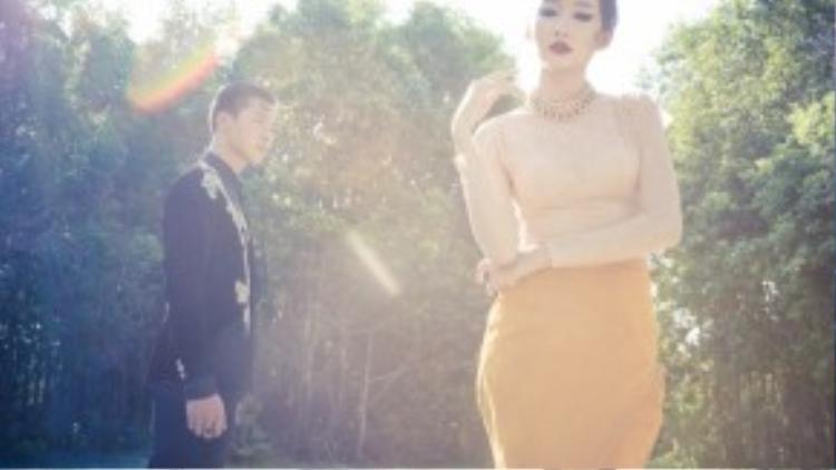 Với gu thời trang ổn định cùng nét diễn xuất thần, cả hai được kỳ vọng sẽ là những gương mặt triển vọng của làng thời trang Việt Nam.