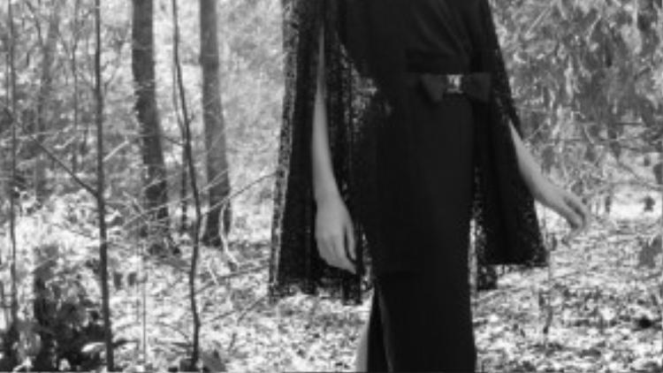 Vóc dáng cao, thanh mảnh, gương mặt đậm chất Á Đông, Thanh Khoa được xem là một trong những gương mặt model triển vọng.