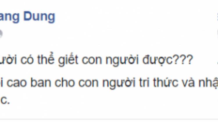 Đạo diễn Nguyễn Quang Dũng bàng hoàng trước thông tin chấn động thế giới này.