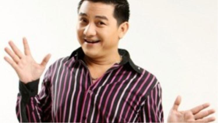 Diễn viên hài Anh Vũ. Ảnh: NVCC