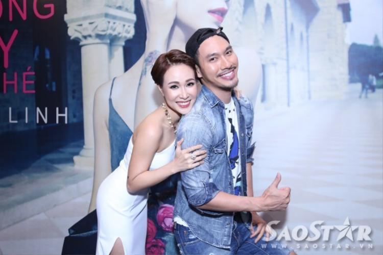 Uyên Linh tung đĩa đơn hợp tác cùng cựu thí sinh X-Factor