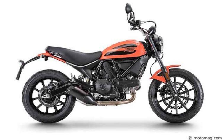 Ducati lần đầu ra mắt Scrambler 400 dành cho new-biker