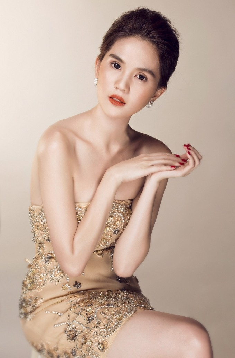 Ngọc Trinh đoạt giải 'Nghệ sĩ trẻ xuất sắc nhất châu Á 2015'