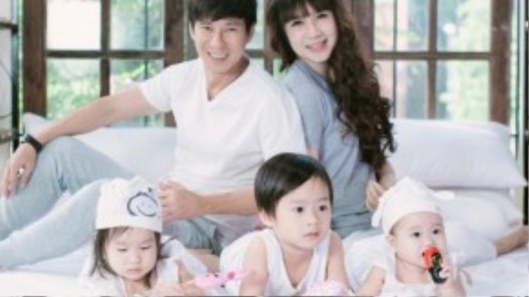 Không lâu sau đó Lý Hải - Minh Hà đã có cái kết đẹp của cuộc tình bằng một đám cưới hoành tráng và đầy lãng mạn vào ngày 18/11/2010.