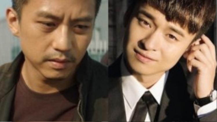 Cùng hạng mục Nam diễn viên có sự góp mặt của Đặng Siêu (Liệt nhật trước tâm) và diễn viên mới Đổng Tử Kiện (Delan).