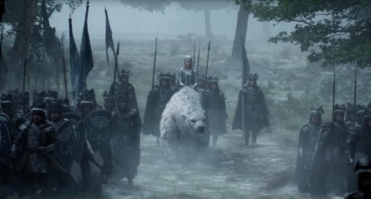 Nữ quyền lên ngôi trong Thợ săn: Cuộc chiến mùa đông