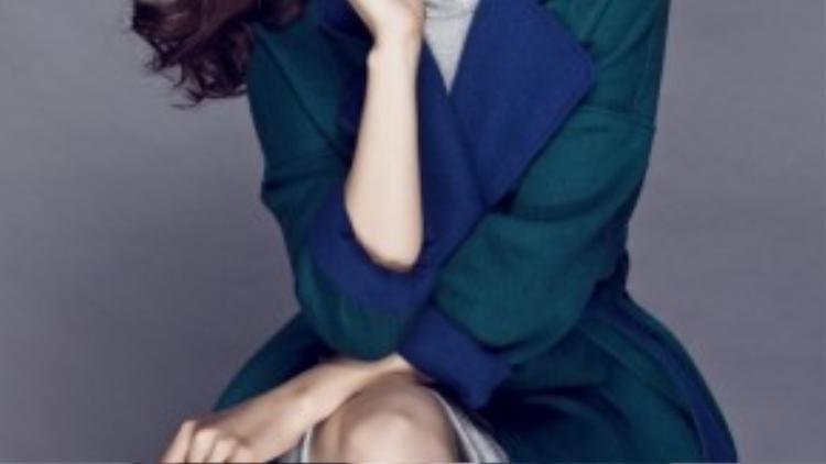 Diễm Trang là một người đẹp khá kín tiếng, cô được khán giả yêu mến bởi hình ảnh sạch sẽ, không scandal cũng như có trình độ học vấn cao. Cô không muốn chia sẻ về chồng sắp cưới quá nhiều bởi anh không phải là người trong showbiz nên sợ ồn ào.
