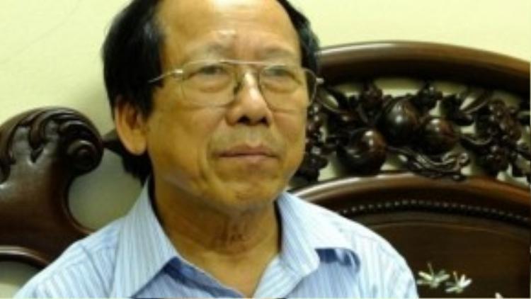 PGS.TS Nguyễn Duy Thịnh, Viện Công nghệ sinh học - Công nghệ thực phẩm, Đại học Bách Khoa Hà Nội đang trao đổi với PV.