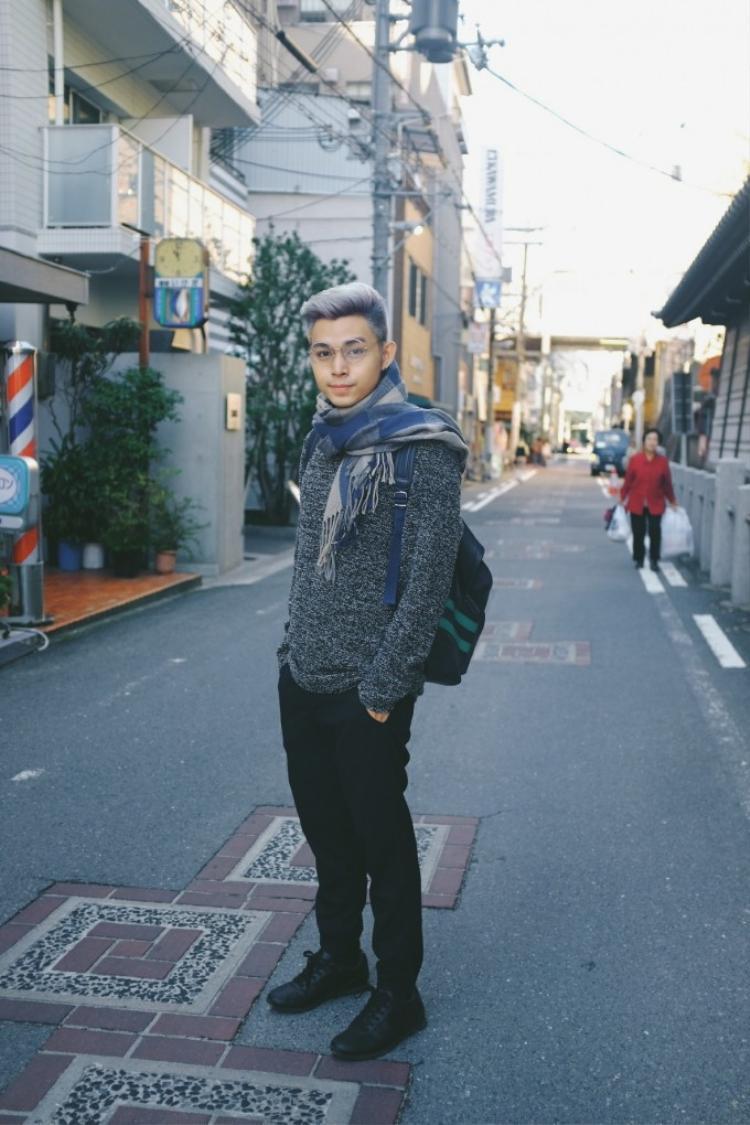 Theo chân một ngày du ngoạn Osaka  Nhật Bản cùng Jun 365