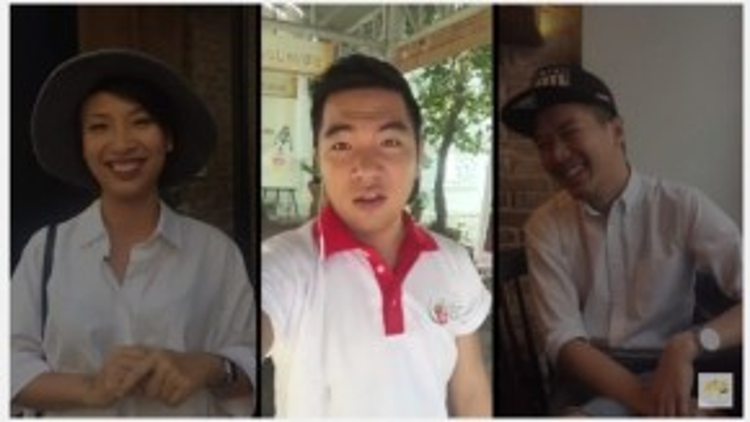 3 hots của chương trình Thùy Minh, nhà văn Nguyễn Ngọc Thạch và stylist Lê Minh Ngọc.