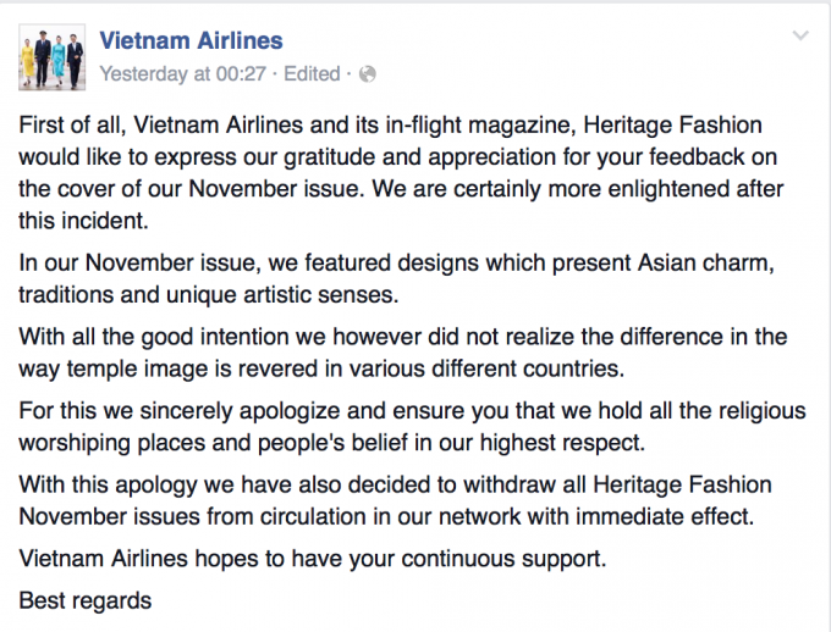 Thiết kế áo dài Việt Nam bị người Myanmar chỉ trích