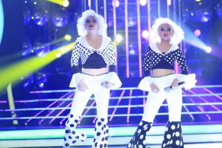 Phương Mỹ Chi nhảy nhót tưng bừng trong hình tượng Madonna