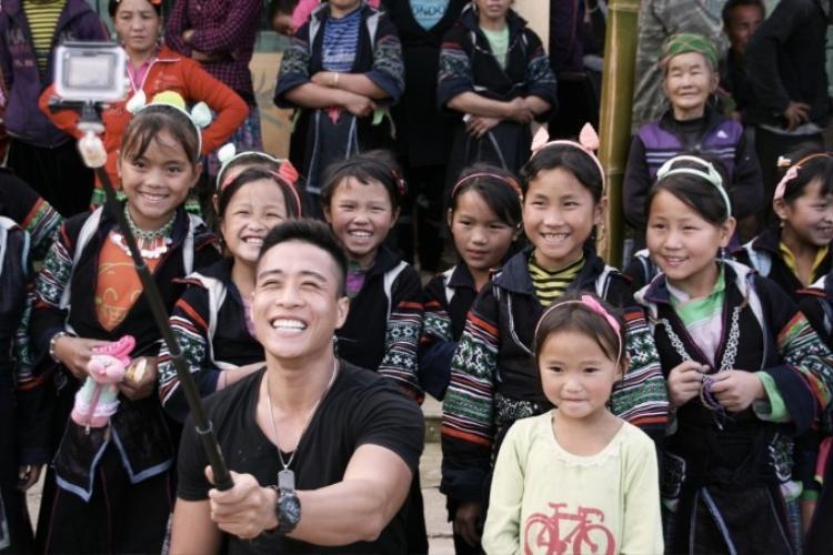Nhật ký trao áo ấm đến vùng cao của Linh Sơn gây xúc động
