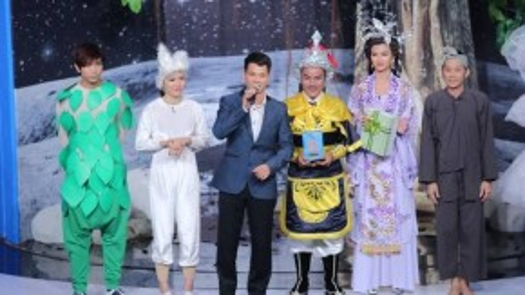 Kết thúc chương trình, Phương Bình là cái tên được Hoài Linh lựa chọn là người chiến thắng tập 4 Ơn giời cậu đây rồi.