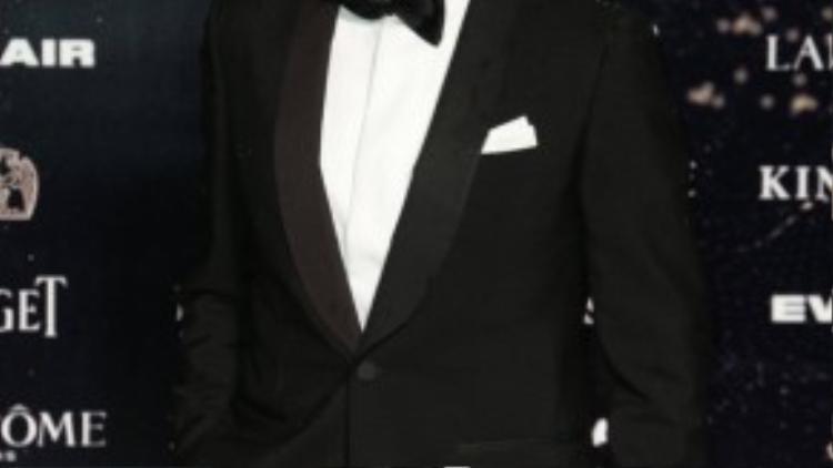 Đặng Siêu được đề cử Nam diễn viên xuất sắc nhưng cũng trượt giải.