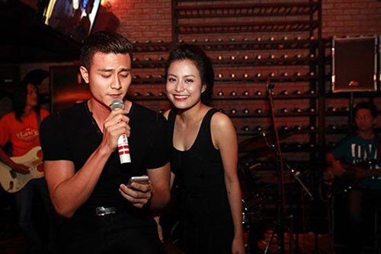 Vĩnh Thụy và Hoàng Thùy Linh đang chính thức hẹn hò?