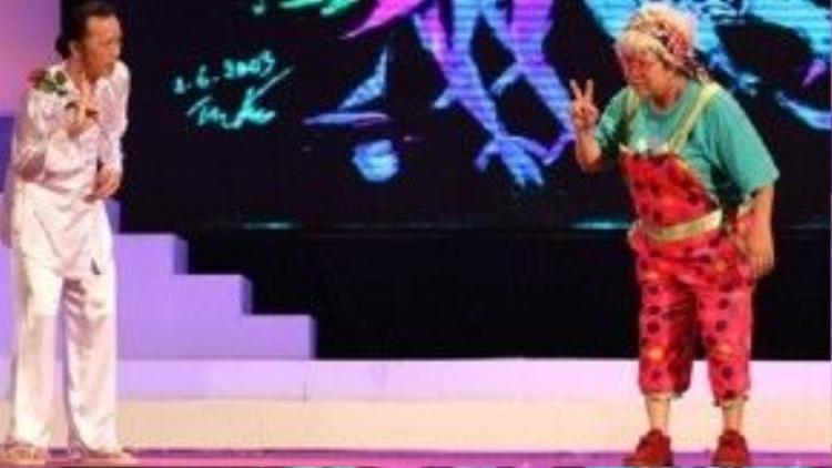 Với Minh Vượng, nghệ sĩ Hoài Linh là số 1.