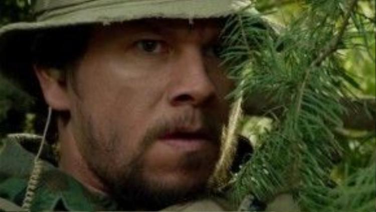 Marcus là người sống sót duy nhất trở về từ núi rừng Afghanistan