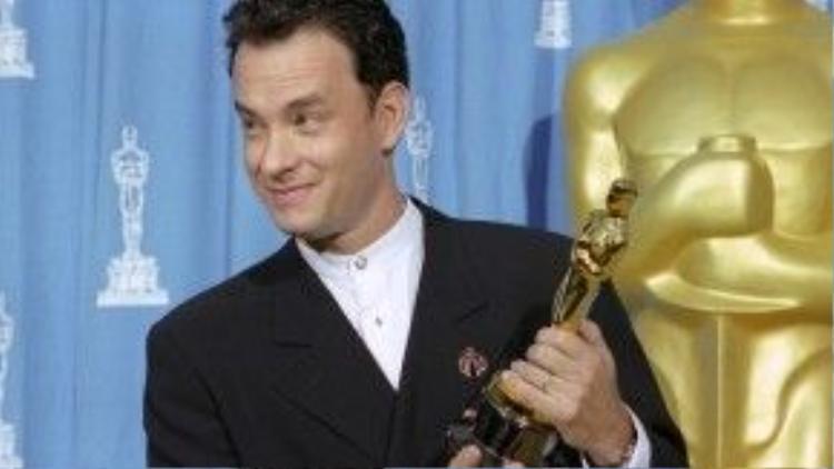 Với màn thể hiện tuyệt vời trong Bridge of Spies, sự vắng mặt của Tom Hanks ở Oscar năm nay là một bất ngờ không nhỏ.
