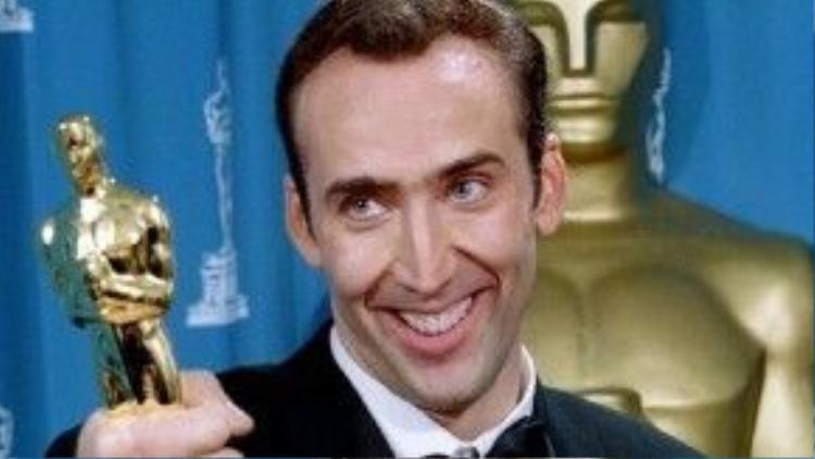 Trước khi để cho sự nghiệp tuột dốc không phanh, Nicolas Cage từng là một diễn viên rất đẳng cấp.