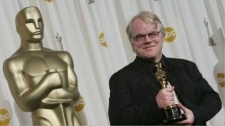 Trong nghiệp diễn xuất, tài tử quá cố có đến bốn lần được đề cử Oscar.