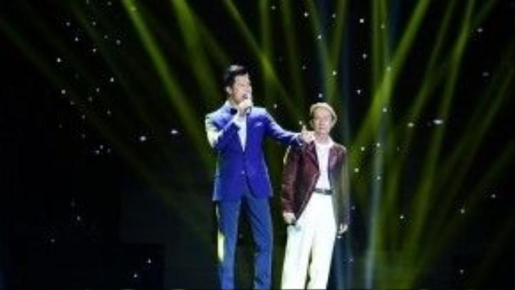 Nhạc sĩ Bảo Thu sẽ mang không khí rộn ràng đến với sân khấu cùng với ca sĩ Quang Dũng.