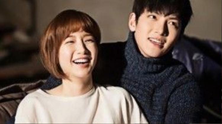 Cặp đôi đẹp nhất màn ảnh hàn năm 2014 KBS Drama Awards.