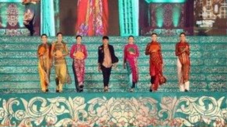 Anh bạn là khách mời danh dự tham gia thường xuyên trong các chương trình festival tại Huế.