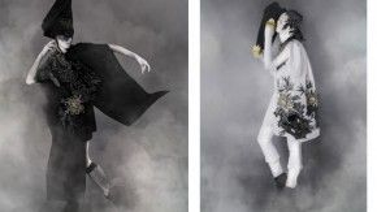 Hình ảnh ấn tượng trong bộ sưu tập mới của Quang Nhật.
