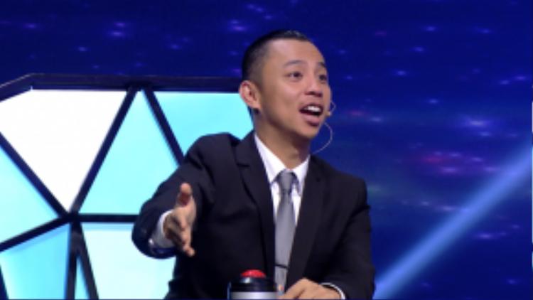 Chí Anh bất ngờ tuyên bố sẽ đưa Thuận Nguyễn đăng quang trong đêm chung kết.