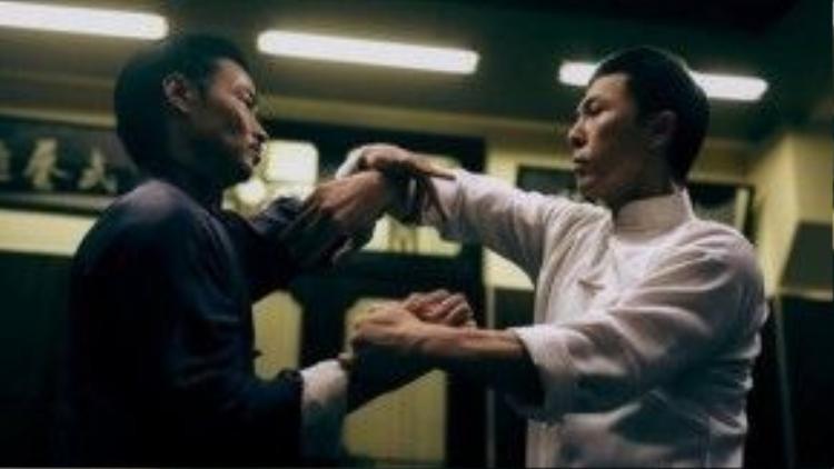 Trương Tấn được đề cử giải diễn xuất nhờ vào nhân vật Trương Thiên Chí trong Diệp Vấn 3.