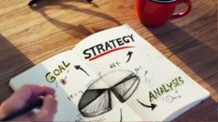 Lập kế hoạch giúp bạn có nhiều năng lượng làm việc.