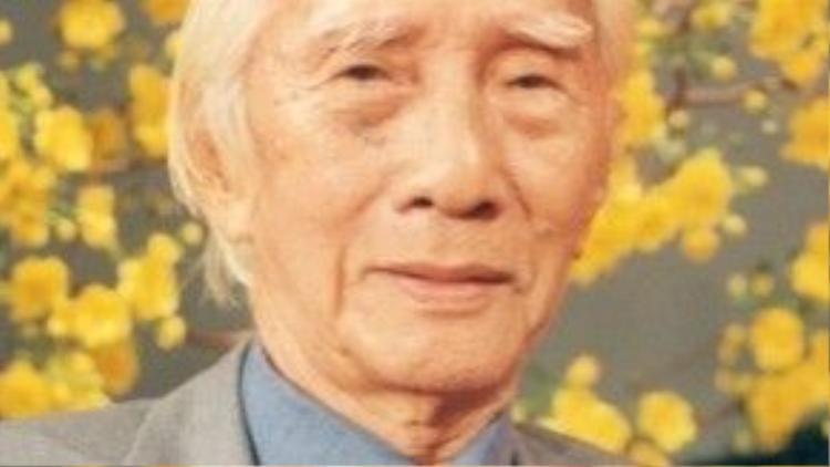 """NSND Viễn Châu (tên cúng cơm là Huỳnh Trí Bá), sinh năm 1924 tại Trà Cú, Trà Vinh trong một gia đình danh gia vọng tộc. Ông được mệnh danh là """"vua vọng cổ""""."""