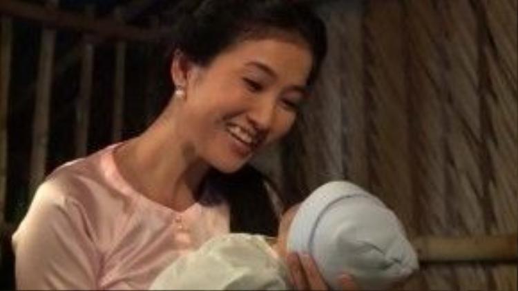 Trinh Trinh vẫn một lòng nghĩ cho Thế Khải, và yêu thương cả đứa con của Dạ Thảo